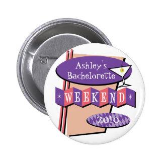 Bachelorette Weekend button