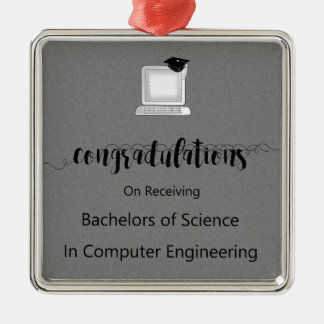 Bachelors of Science in Computer Engineering Christmas Ornament