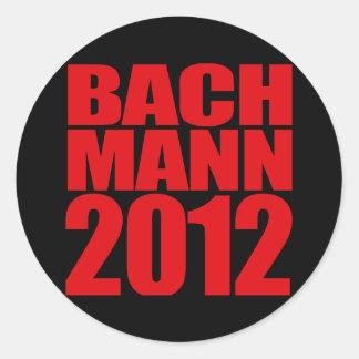 BACHMANN 2012 -2 STICKER