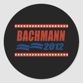 BACHMANN 2012 BANNER5 STICKER