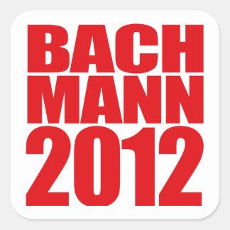 BACHMANN 2012 - STICKERS