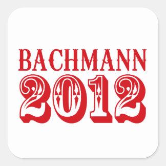 BACHMANN 2012 (Western) Stickers
