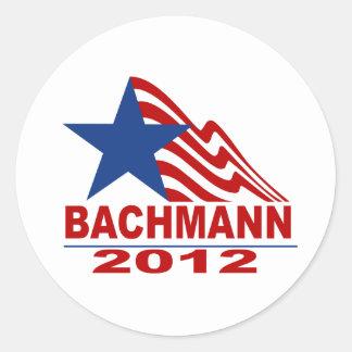 Bachmann for President 2012 Sticker