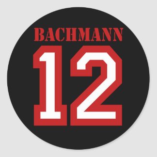 BACHMANN IN 129 STICKERS