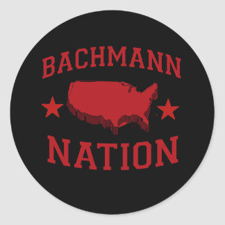 BACHMANN NATION11 STICKERS