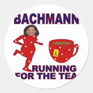 Bachmann Running for the Tea Sticker