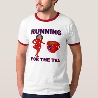 Bachmann Running for the Tea T-Shirt