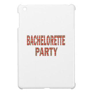 BACHOLERETTE Party Wedding Engagement LOWPRICES iPad Mini Case
