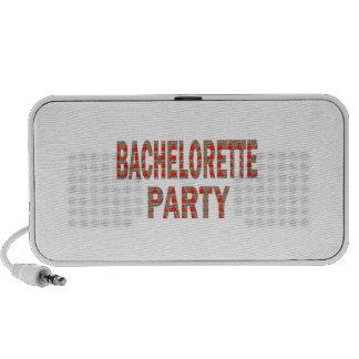BACHOLERETTE Party Wedding Engagement LOWPRICES Laptop Speakers