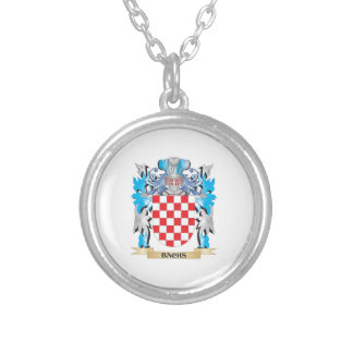 Bachs Coat of Arms Pendant