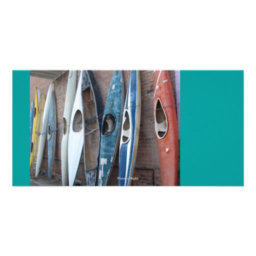 Back Alley Kayaks Photo Cards