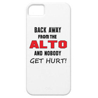 Back away from the Alto and nobody get hurt! Barely There iPhone 5 Case