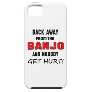 Back away from the Banjo and nobody get hurt! Case For The iPhone 5