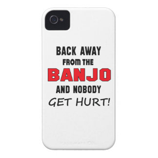 Back away from the Banjo and nobody get hurt! iPhone 4 Cases