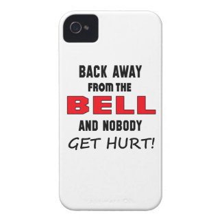 Back away from the Bell and nobody get hurt! iPhone 4 Covers
