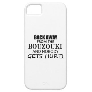 Back Away From The Bouzouki iPhone 5 Case