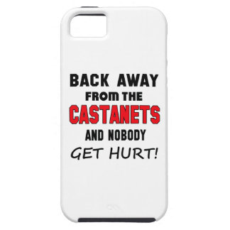 Back away from the Castanets and nobody get hurt! iPhone 5 Cover