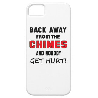 Back away from the Chimes and nobody get hurt! iPhone 5 Case