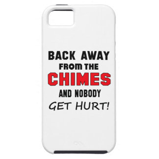 Back away from the Chimes and nobody get hurt! iPhone 5 Cases