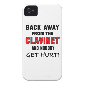 Back away from the Clavinet and nobody get hurt! iPhone 4 Case-Mate Cases