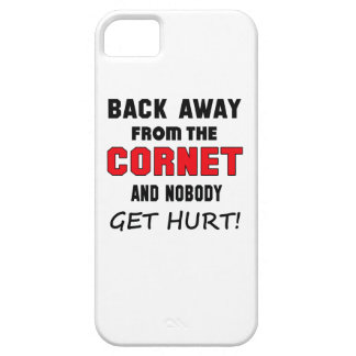 Back away from the Cornet and nobody get hurt! iPhone 5 Cover