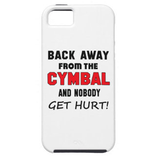 Back away from the cymbal and nobody get hurt! iPhone 5 covers