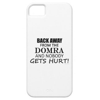 Back Away From The Domra iPhone 5 Cases