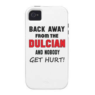 Back away from the Dulcian and nobody get hurt! Case For The iPhone 4