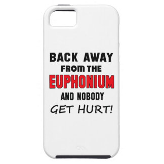 Back away from the Euphonium and nobody get hurt! Tough iPhone 5 Case