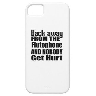 Back away from the Flutophone and nobody get hurt iPhone 5 Cover