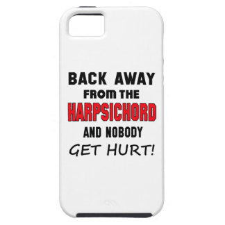 Back away from the Harpsichord and nobody get hurt iPhone 5 Covers