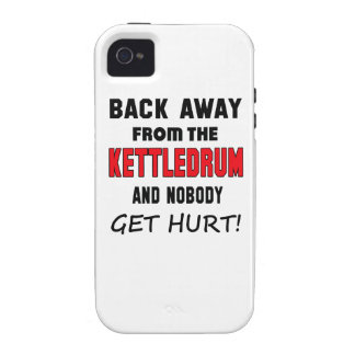 Back away from the Kettledrum and nobody get hurt! iPhone 4/4S Cover
