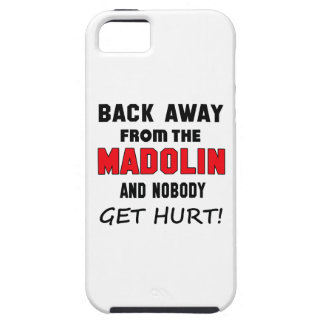Back away from the Madolin and nobody get hurt! iPhone 5 Case