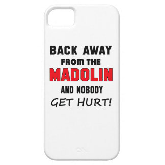 Back away from the Madolin and nobody get hurt! Case For The iPhone 5