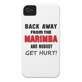 Back away from the Marimba and nobody get hurt! Case-Mate iPhone 4 Case