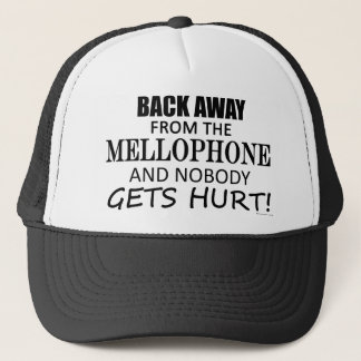 Back Away From The Mellophone Trucker Hat