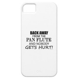 Back Away From The Pan Flute iPhone 5/5S Cover
