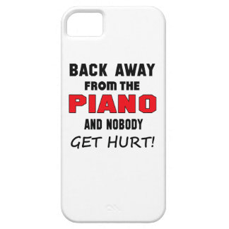 Back away from the Piano and nobody get hurt! Barely There iPhone 5 Case