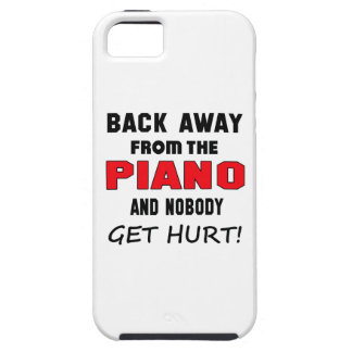 Back away from the Piano and nobody get hurt! Tough iPhone 5 Case