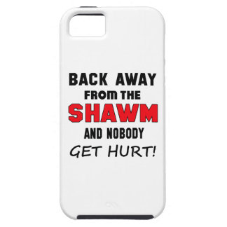 Back away from the Shawm and nobody get hurt! Tough iPhone 5 Case