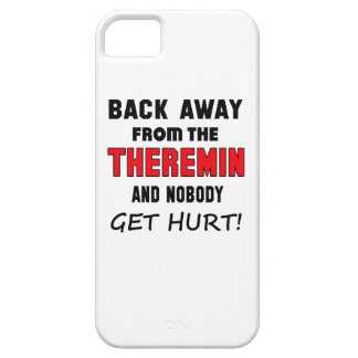 Back away from the Theremin and nobody get hurt! Barely There iPhone 5 Case