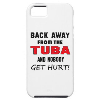 Back away from the Tuba and nobody get hurt! iPhone 5 Case