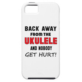 Back away from the Ukulele and nobody get hurt! iPhone 5 Case