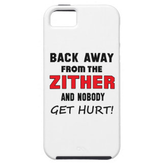 Back away from the Zither and nobody get hurt! Case For The iPhone 5