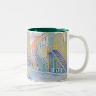 Back Door Mug