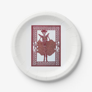 Back From Market DOD Party Paper Plates
