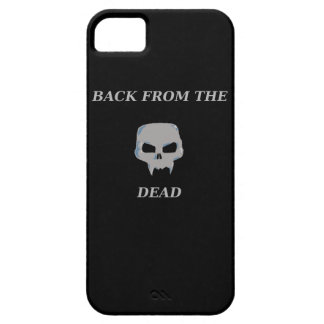 back from the dead iphne case