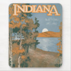 Back Home Again In Indiana Mouse Mat