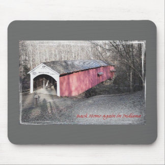 Back Home Again in Indiana Mousepad