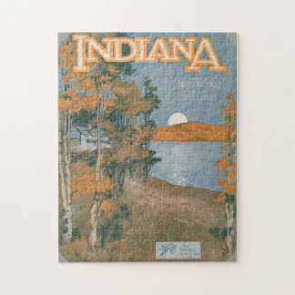 Back Home Again In Indiana Puzzle
